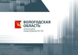 Результаты работы команды Губернатора 2012-2016 гг.